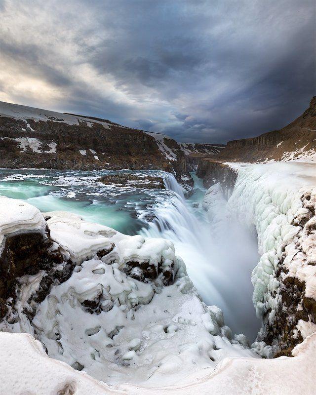 Iceland, Gullfossphoto preview