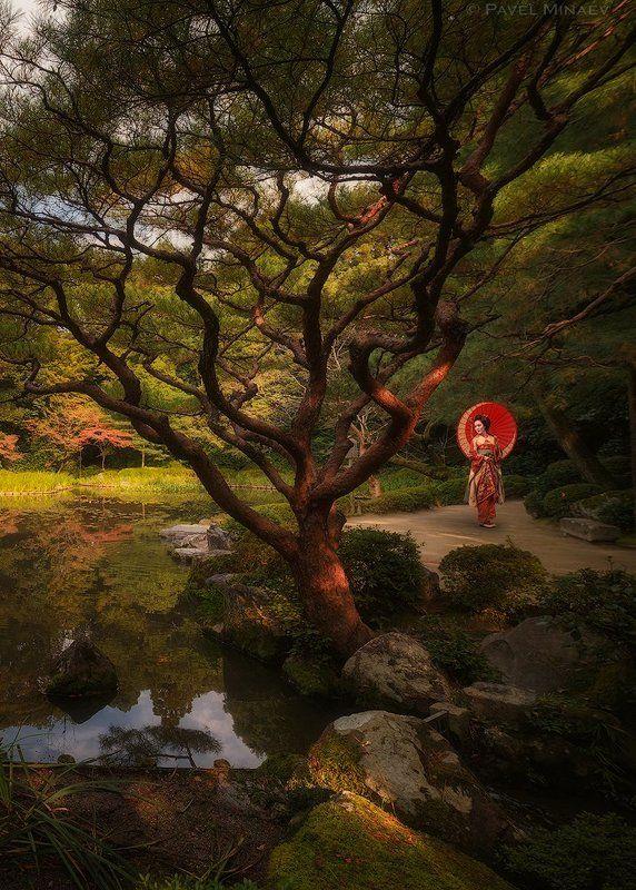 В парке Хэйанphoto preview