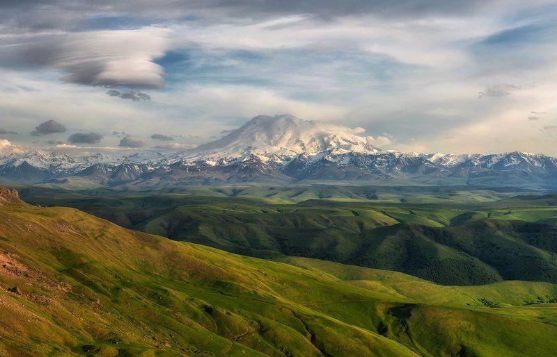 Бермамыт, Кавказ, Приэльбрусье, Эльбрус \