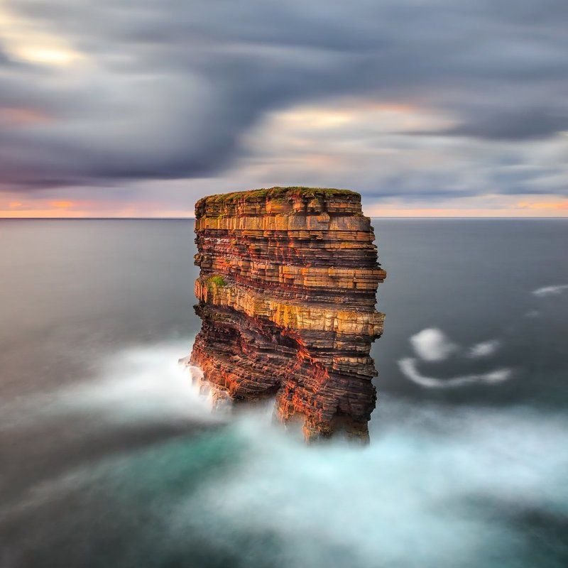 Dun Briste,Downpatrick Head,Ireland,Longexposure,Sunset,Sunrise,Lee,Hitech,Seascapes,Landscapes,Waterscapes,Sea stack,Galway Dun Briste, Downpatrick Headphoto preview