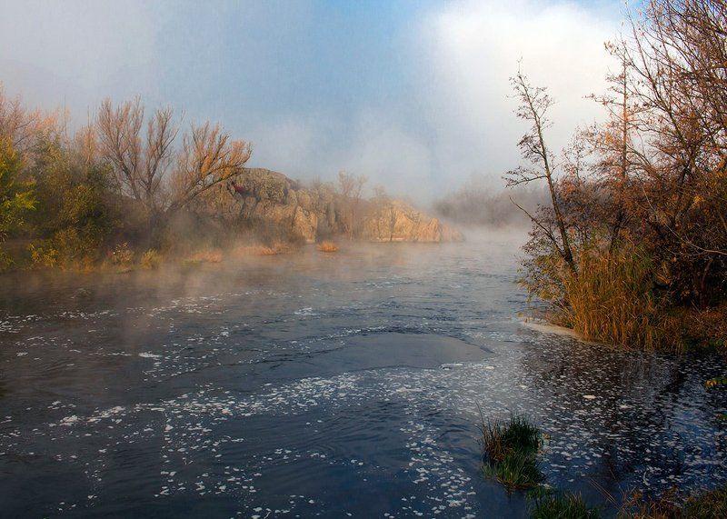 река. осень. Южный Бугphoto preview