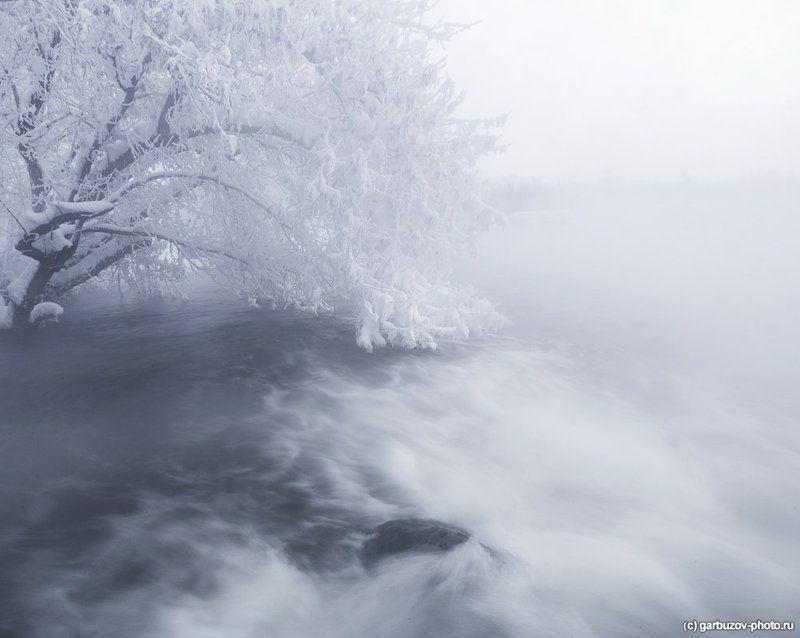 Морозное утро на Горячкеphoto preview