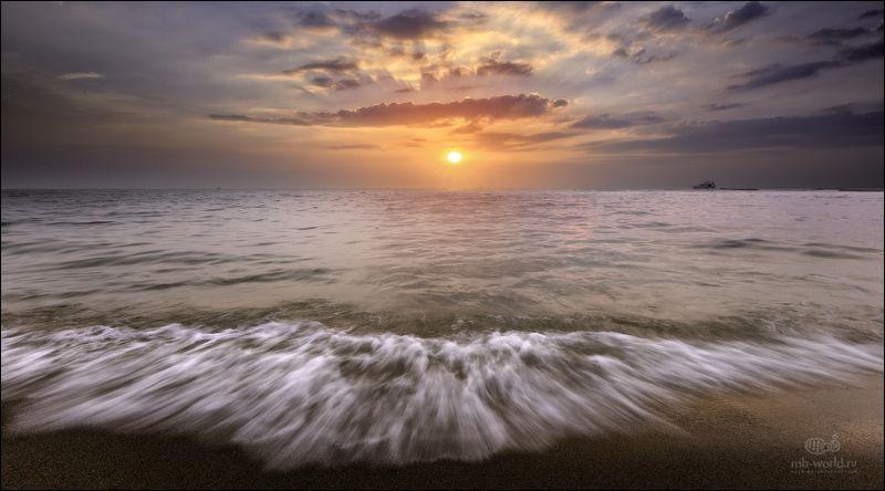 Таиланд, закат, море, пейзаж, азия,  Закаты Сиамского залива...photo preview