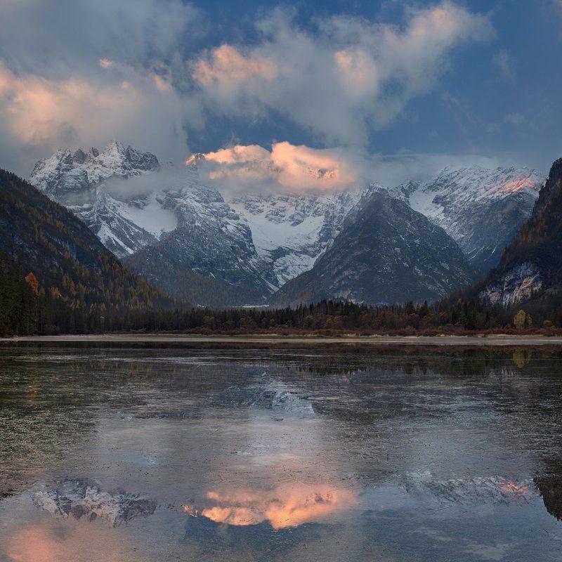 просто один рассвет на Lago di Landrophoto preview
