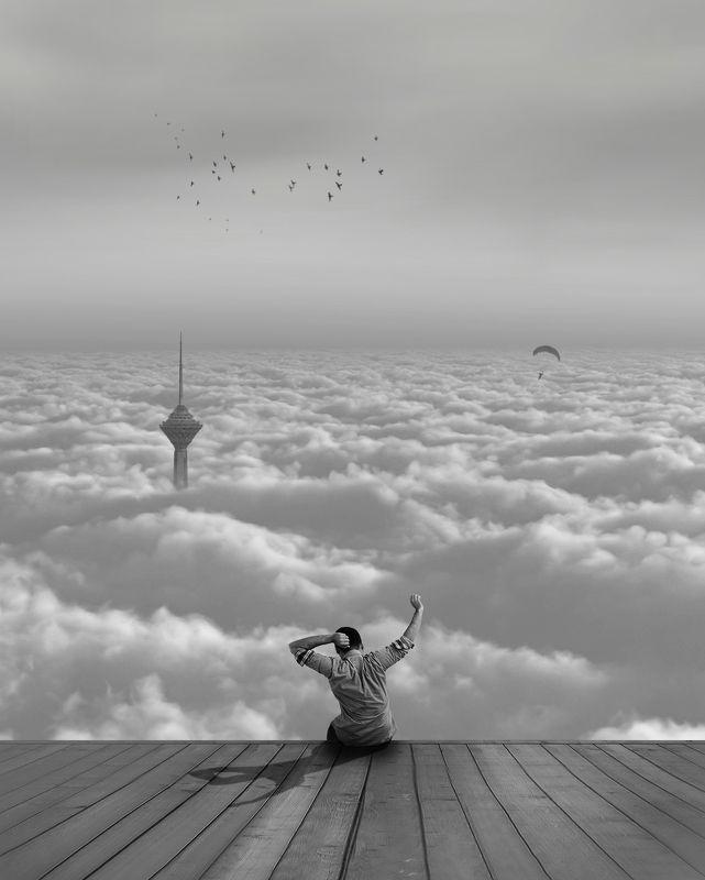 #man #cloudly #bnw #fine_art #sky #cloud #mehrzad_photo #hossein_mehrzad #black_and_white #b&w #editing #photoshop #creative #photo_art #digital #mehrzad #photography #creative_art #consept_art Eighth skyphoto preview
