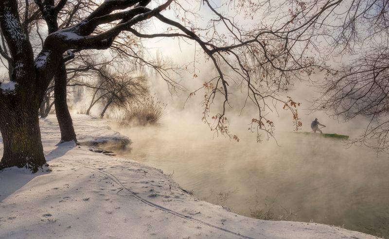 Мороз и солнце ; день чудесный ...photo preview