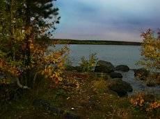 Усть-Илимская осень