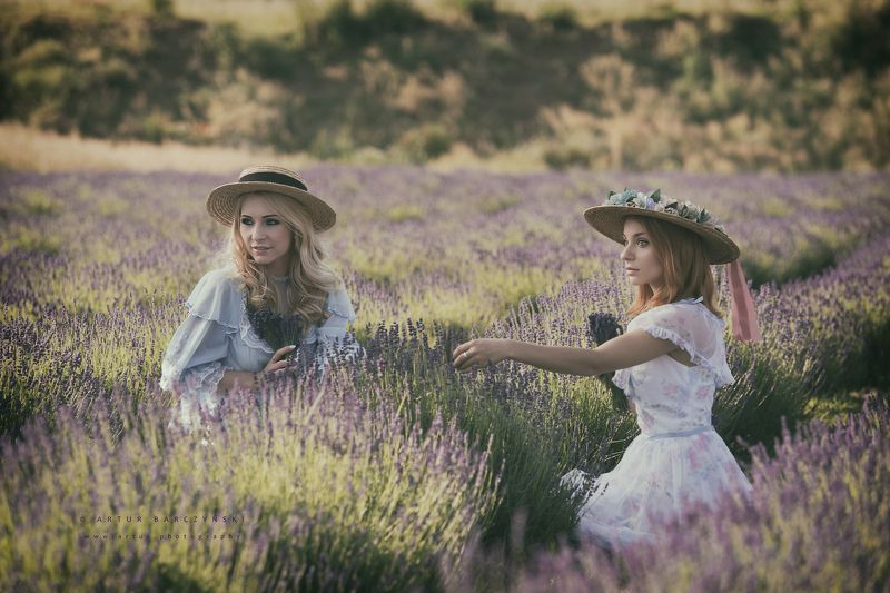 artur barczynski portret lavender Lavenderphoto preview