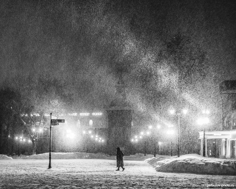 Снегопад в Тулеphoto preview
