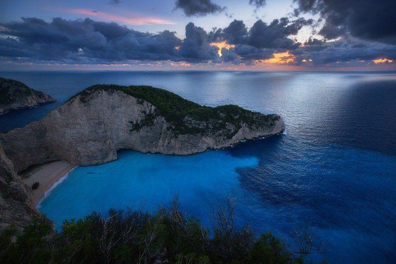 Greece, Kampi, Sea, Zakinthos, Zante, Греция, Закинтос, Закинф, Кампи, Море, Навагио Величие острова Закинтосphoto preview