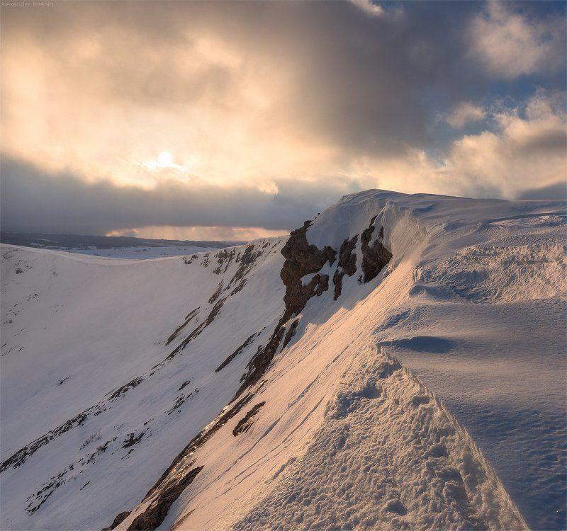 крым, чатыр-даг, зима, пейзаж, горный пейзаж Isy Slopesphoto preview