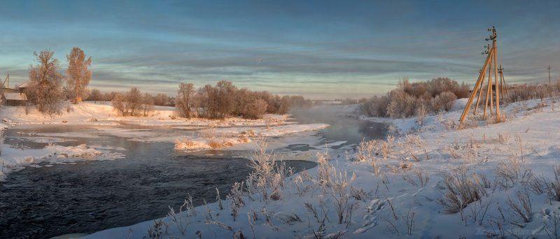 там, где начинается река...photo preview