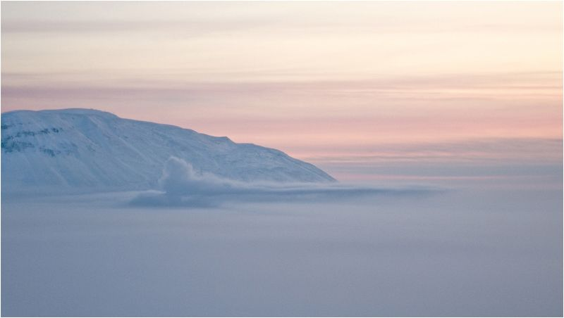 Таймыр,мороз,зима В ожидании солнцаphoto preview