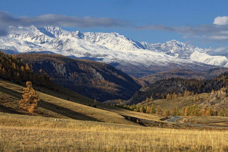 алтай, горный алтай, северо-чуйский хребет, чуйский тракт, горы По Чуйскому трактуphoto preview