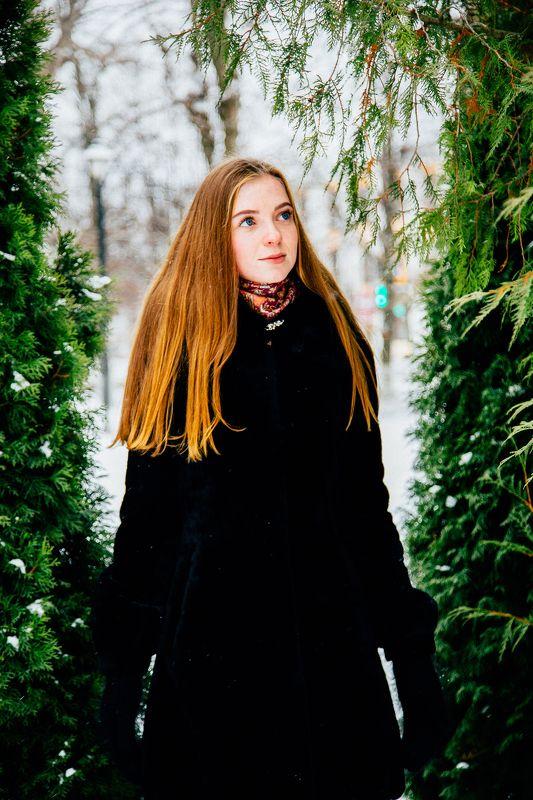 портрет, иваново, Морозные выходныеphoto preview