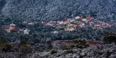 деревня (village)