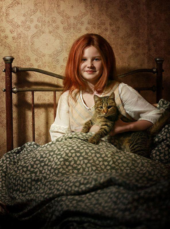 В морозы каждому человеку нужен Кот.)photo preview