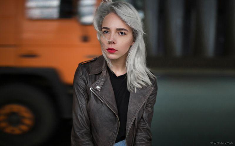 girl, kiev, ukraine, summer, portrait photo preview