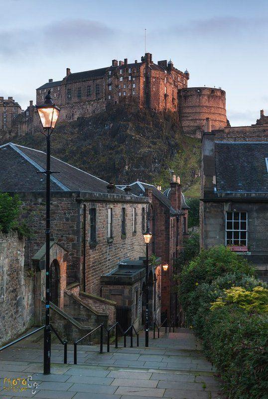 фототур, шотландия, рассвет, эдинбург The vennelphoto preview