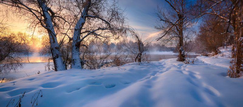 Однажды,в студеную зимнюю пору...©photo preview