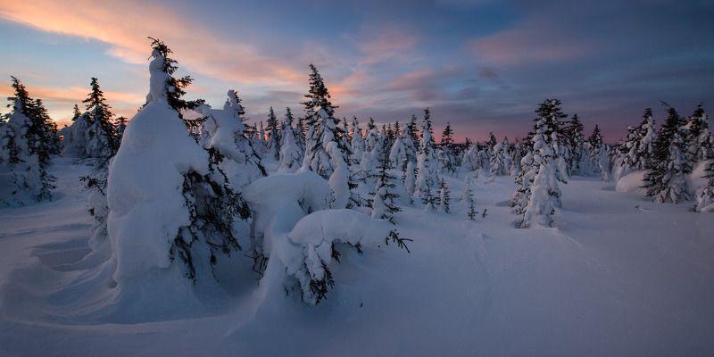 таганай, урал, горы, метео, зима Пробуждениеphoto preview
