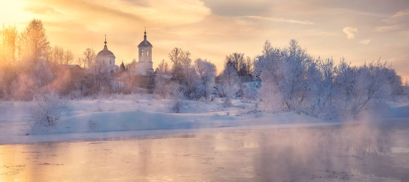 Русские морозы...photo preview