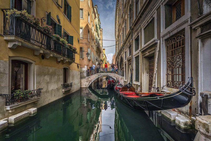 На улицах Венецииphoto preview