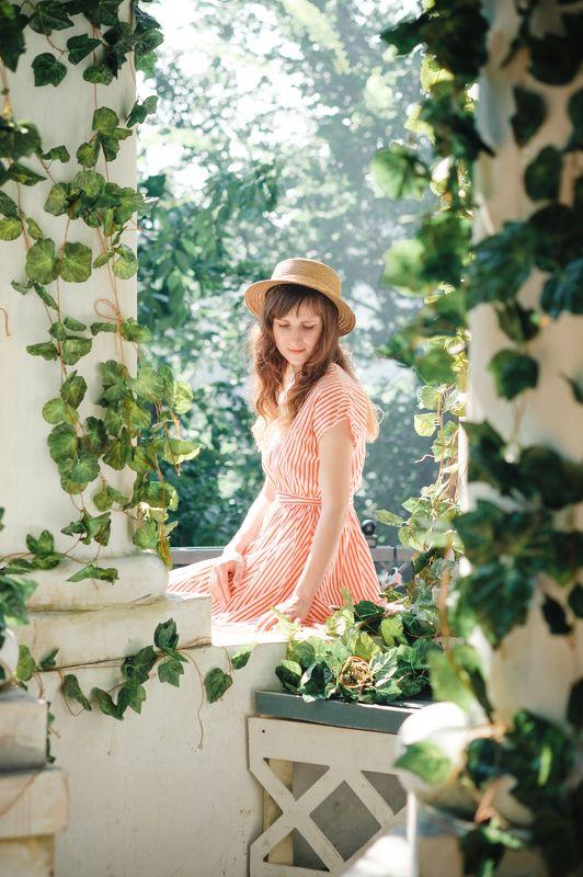 портрет девушка лето модель model portrait art girl summer  Сказочная веснаphoto preview
