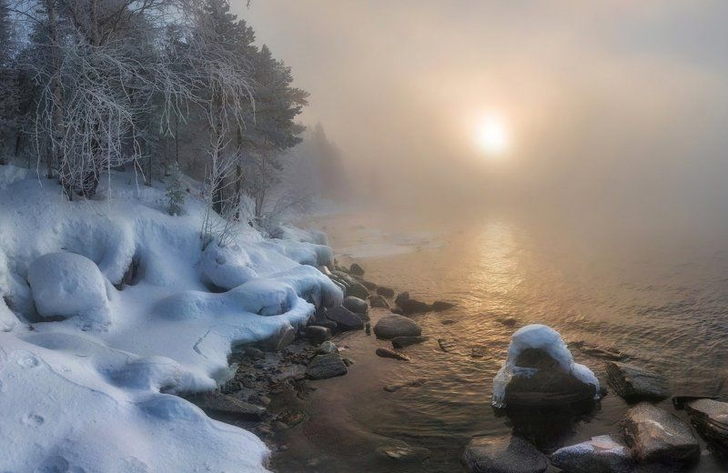 кольский Мороз и солнце.photo preview