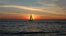 На закате *** At sunset