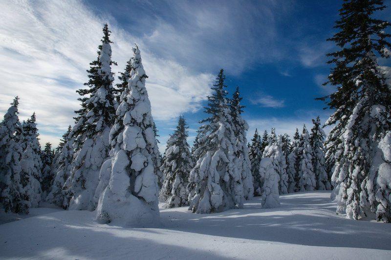 таганай, урал, горы, метео, зима С Праздником Крещения Господня!photo preview