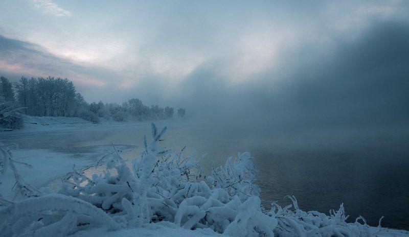 Ангара зимняяphoto preview