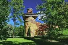 Башня руина. Пушкин.