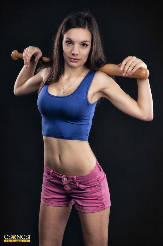 girl, sport, portrait, long hair, Nóraphoto preview