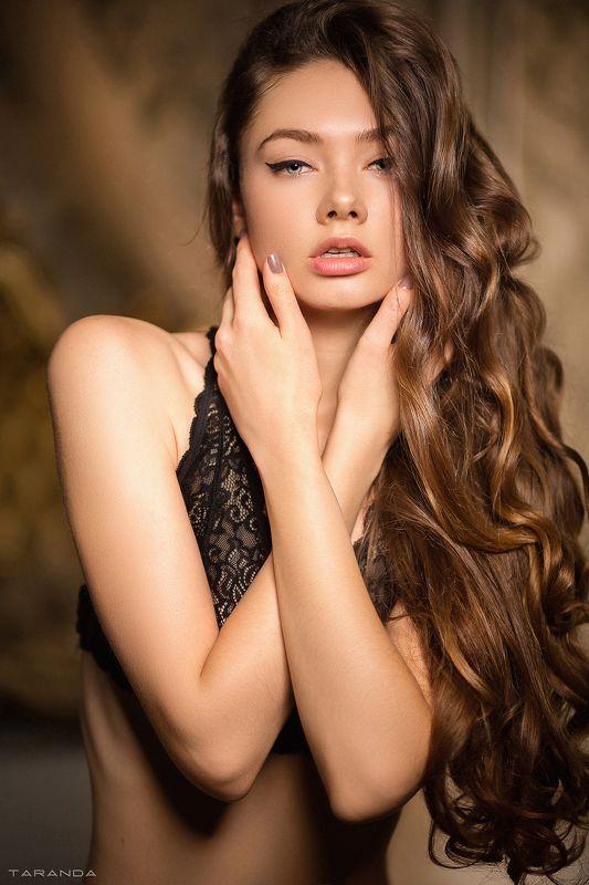girl, kiev, ukraine, xxl, studio, night, sweet, portrait, lingerie Valphoto preview
