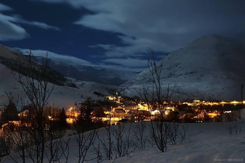 пейзаж, зима, музыка сон. 2016. Норвегияphoto preview