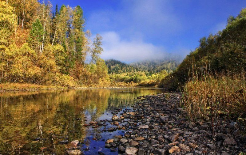 горная шория, ортон, сибирь, осень Осенние воспоминанияphoto preview