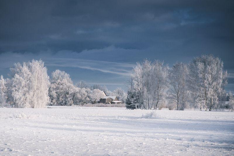Зимная сказкаphoto preview