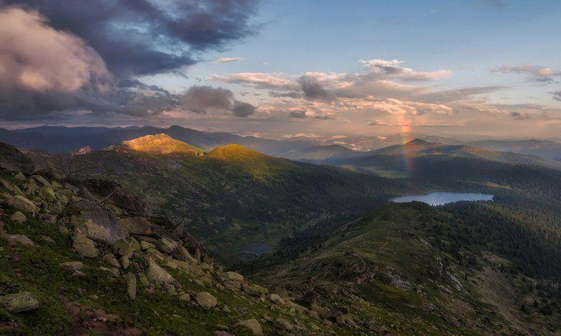 ергаки, озеро светлое Озеро Светлое.photo preview