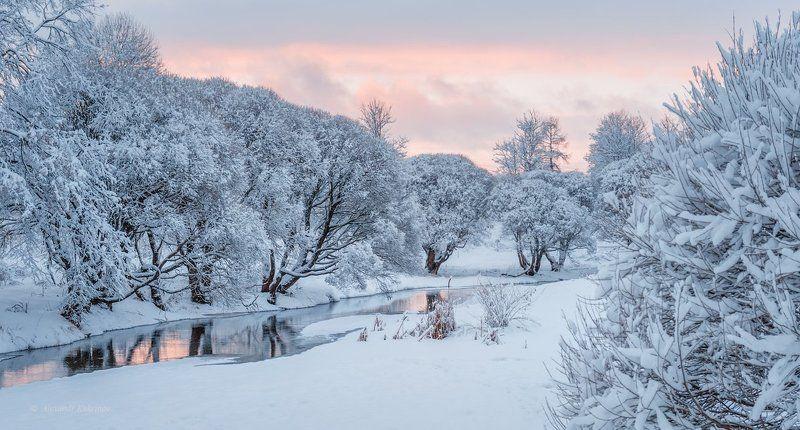 пейзаж, зима,вязьма Январские темы...photo preview