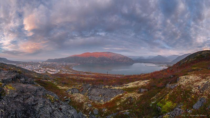 хибины, осень, кольский, кировск Утренний мирphoto preview