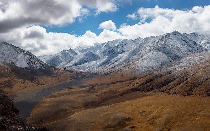 Ущелье Баян-Чаган(панорама1).photo preview