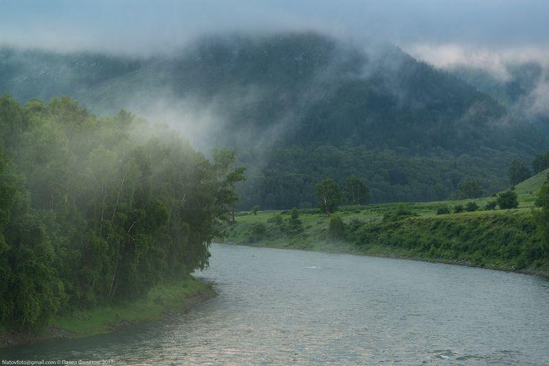 #алтай_чудеса_природы #алтай #сибирь #siberia #павел_филатов #pavel_filatov #filatovpavelaltai #кокса #туман #горы #река #утро #fog #koksa #river #morning #mist Зацепилсяphoto preview