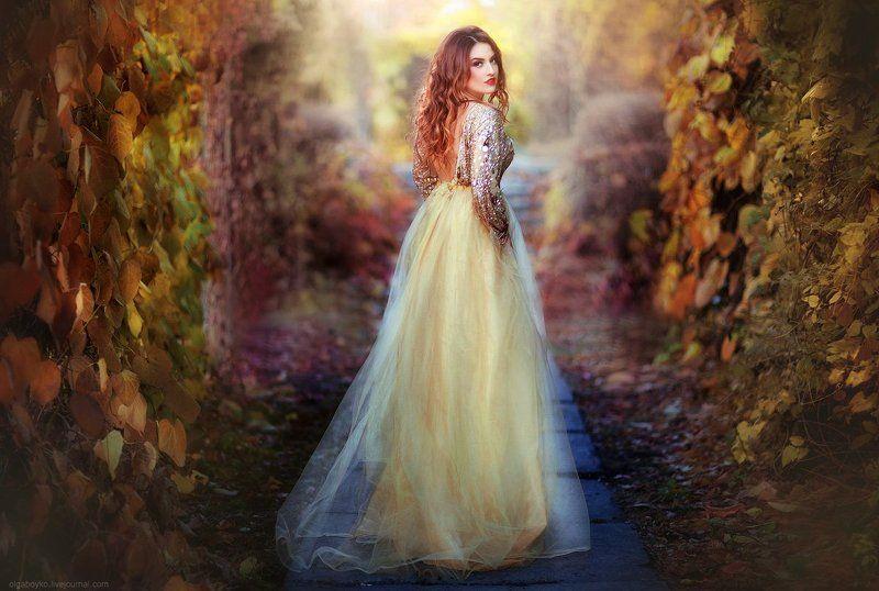girl beauty autumn  Ксенияphoto preview