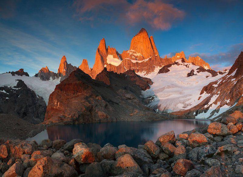 аргентина, патагония, фитц рой Фитц Рой.photo preview