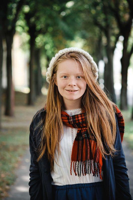девушка портрет модель лето annromanovska girl portrait beautiful model summer  Александраphoto preview