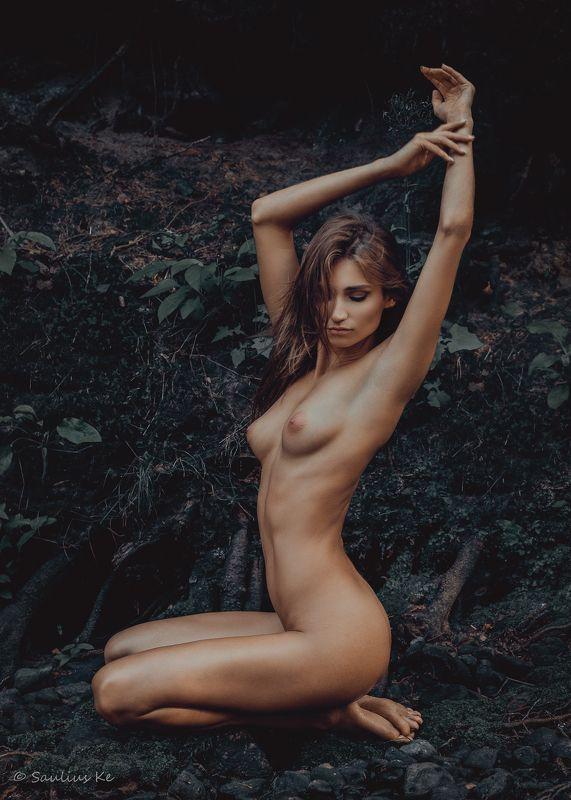 girl, female, pretty, nude, nature, model Ilvyphoto preview