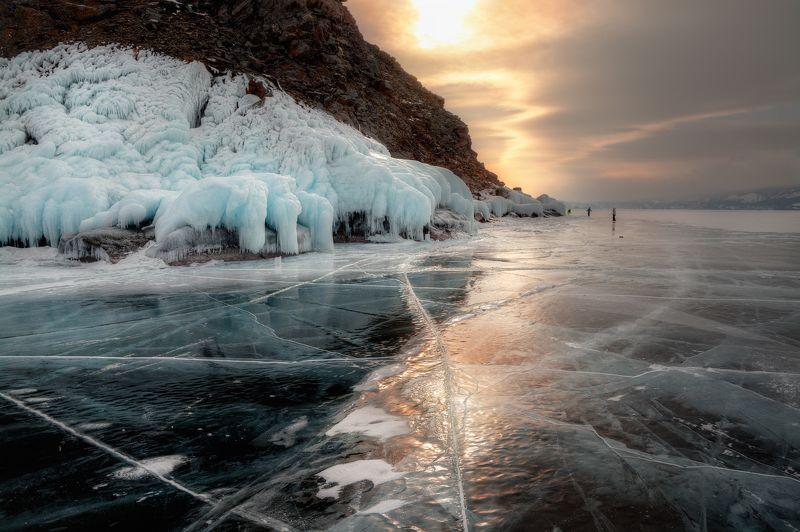 прогулка во льдахphoto preview