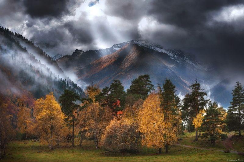 Кавказ осеннийphoto preview