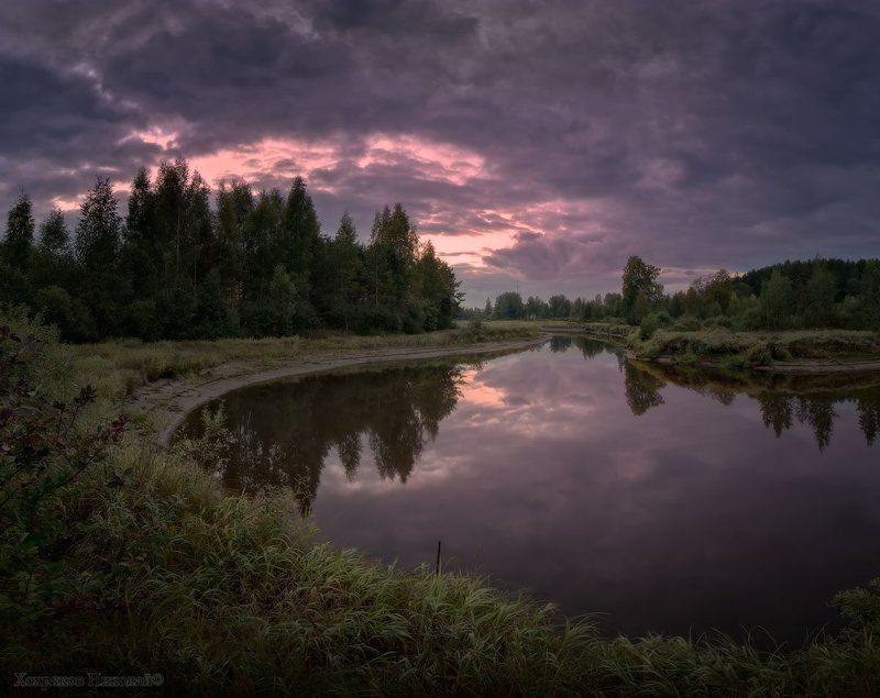 тишина закатная...photo preview